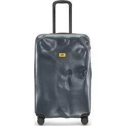 Walizka Icon duża matowa szara. Szare walizki marki Crash Baggage, duże. Za 1120,00 zł.