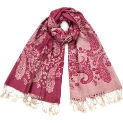 Szaliki damskie: Art of Polo Szal damski  Wschodni wiatr różowy