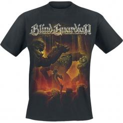 Blind Guardian A Night At The Opera T-Shirt czarny. Czarne t-shirty męskie z nadrukiem marki Blind Guardian, m, z dekoltem na plecach. Za 79,90 zł.