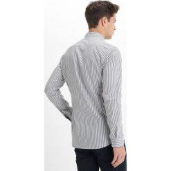 Koszule męskie na spinki: Eterna SUPER SLIM FIT HAI AUSPUTZ Koszula biznesowa anthrazit
