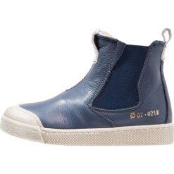 Ocra Botki sauvage jeans. Niebieskie botki damskie na zamek Ocra, z futra. W wyprzedaży za 382,85 zł.