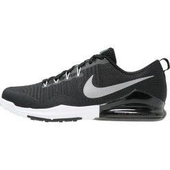 Nike Performance ZOOM TRAIN ACTION Obuwie treningowe black/metallic silver/anthracite/white. Czarne buty sportowe męskie marki Nike Performance, z materiału. Za 379,00 zł.