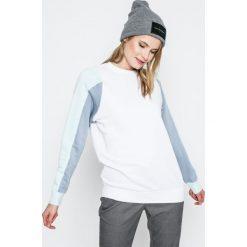 Nike Sportswear - Bluza. Szare bluzy rozpinane damskie Nike Sportswear, l, z bawełny, bez kaptura. W wyprzedaży za 159,90 zł.