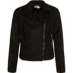 OVS Kurtka przejściowa black. Czarne kurtki dziewczęce przejściowe marki OVS, z materiału. W wyprzedaży za 139,30 zł.