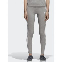 Legginsy 3-Stripes CY4761. Szare legginsy marki Adidas. Za 149,99 zł.