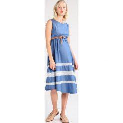 Sukienki hiszpanki: mint&berry mom Sukienka jeansowa blue