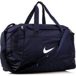 Torby podróżne: Nike Torba sportowa Club Team Duffel Large 60 Nike granatowy roz. uniw (BA5192410)