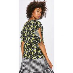Medicine - Koszula Arizona Dream. Szare koszule damskie marki MEDICINE, l, z tkaniny, casualowe, z krótkim rękawem. W wyprzedaży za 39,90 zł.