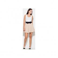 Spódnica K056 Czarny. Czarne spódniczki KATRUS, m, mini, rozkloszowane. Za 89,00 zł.