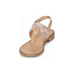 Sandały Betty London  NATURA. Czerwone sandały trekkingowe damskie marki Betty London. Za 175,20 zł.