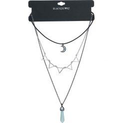 Blackheart Blue Crystal Naszyjnik standard. Niebieskie naszyjniki damskie Blackheart, metalowe. Za 54,90 zł.