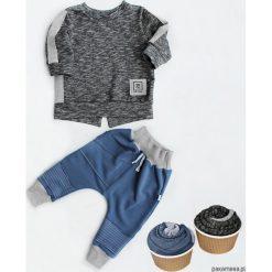 Bluza street gray + spodnie baggy. Szare bluzy niemowlęce marki Pakamera. Za 99,00 zł.