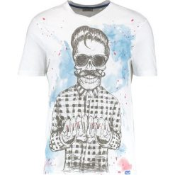 T-shirty męskie z nadrukiem: Kaporal Tshirt z nadrukiem white