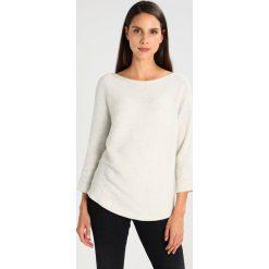 Swetry klasyczne damskie: s.Oliver RED LABEL Sweter creme melange