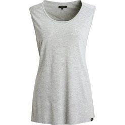 Koral Activewear AURA  Top heather grey. Szare topy damskie Koral Activewear, xs, z materiału. W wyprzedaży za 296,45 zł.