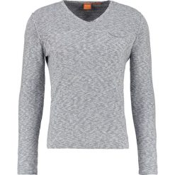 Swetry klasyczne męskie: BOSS Orange ABRAMUT Sweter dark blue
