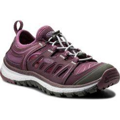 Trekkingi KEEN - Terradora Ethos 1018621 Grape Wine/Grape Kiss. Fioletowe buty trekkingowe damskie Keen. W wyprzedaży za 259,00 zł.