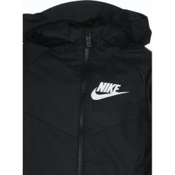 Nike Performance Kurtka do biegania black/black/black/white. Niebieskie kurtki chłopięce sportowe marki bonprix, z kapturem. Za 259,00 zł.