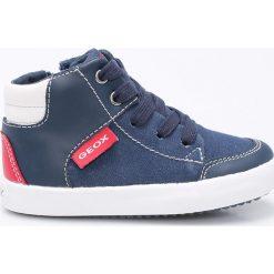 Geox - Buty dziecięce. Czarne buty sportowe chłopięce marki Kazar. W wyprzedaży za 159,90 zł.