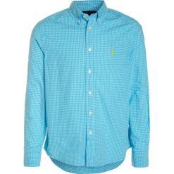 Polo Ralph Lauren Koszula turquoise/white. Niebieskie koszule chłopięce Polo Ralph Lauren, z bawełny, polo. W wyprzedaży za 239,20 zł.