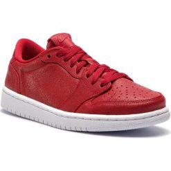 Buty NIKE - Air Jordan 1 Retro Low Ns AH7232 623 Gym Red/Metallic Gold/White. Czerwone buty skate męskie Nike, z materiału, nike air jordan. W wyprzedaży za 349,00 zł.