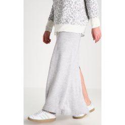 Długie spódnice: ADPT. ADPTJINIA  Długa spódnica light grey melange