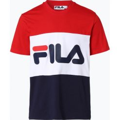 T-shirty męskie: FILA – T-shirt męski, czerwony