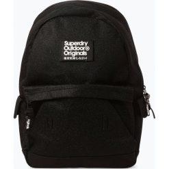 Superdry - Plecak damski, czarny. Czarne plecaki damskie Superdry, glamour. Za 249,95 zł.