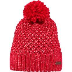 Barts - Czapka Cers. Czerwone czapki zimowe damskie marki Barts, z dzianiny. W wyprzedaży za 79,90 zł.