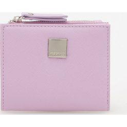 Portfele damskie: Mały portfel – Fioletowy
