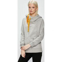 Only - Bluza Jasmin. Szare bluzy z kapturem damskie marki ONLY, l, z bawełny. Za 169,90 zł.