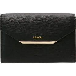 Lancel ENBELOPP CONTINENTAL Portfel black. Czarne portfele damskie marki Lancel. Za 819,00 zł.