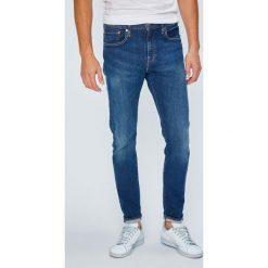 Levi's - Jeansy 512. Brązowe jeansy męskie regular Levi's®, z bawełny. Za 399,90 zł.