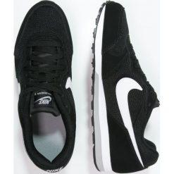 Nike Sportswear RUNNER Tenisówki i Trampki schwarz. Czarne trampki chłopięce Nike Sportswear, z gumy. Za 189,00 zł.