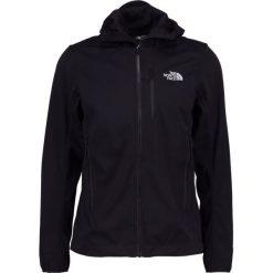 The North Face TANSA  Kurtka Softshell black. Czarne kurtki sportowe męskie marki The North Face, m, z materiału. W wyprzedaży za 479,20 zł.