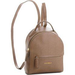 Plecak COCCINELLE - CF5 Clementine E1 CF5 54 01 01 Taupe N75. Brązowe plecaki damskie marki Coccinelle, ze skóry, eleganckie. W wyprzedaży za 799,00 zł.