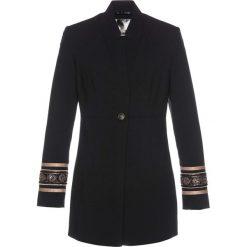 Długi żakiet bonprix czarny. Czarne marynarki i żakiety damskie bonprix, eleganckie. Za 189,99 zł.