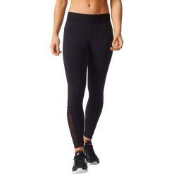 Adidas Legginsy Takeover Tight czarne r. L (BQ9459). Czarne legginsy sportowe damskie marki Adidas, l. Za 130,11 zł.