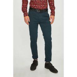 Medicine - Spodnie Basic. Szare chinosy męskie marki MEDICINE, w paski, z bawełny. Za 129,90 zł.