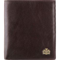 Portfel 10-1-139-4. Brązowe portfele męskie Wittchen. Za 459,00 zł.