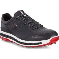Golfy męskie: ECCO M Golf Cool Pro – Czarny – 39