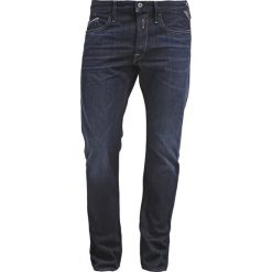 Jeansy męskie: Replay WAITOM Jeansy Slim Fit dark blue denim