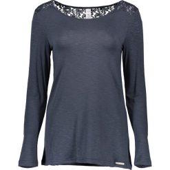 Koszule nocne i halki: Koszulka piżamowa w kolorze granatowym