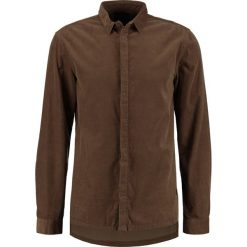 Koszule męskie jeansowe: Tiger of Sweden Jeans ENOUGH  Koszula desert brown