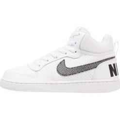 Trampki męskie: Nike Sportswear COURT BOROUGH  Tenisówki i Trampki wysokie white/black