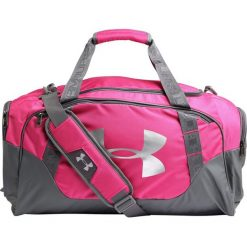Torby podróżne: Under Armour UNDENIABLE DUFFLE 3.0 MEDIUM Torba sportowa tropic pink/graphite/silver