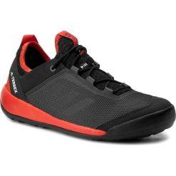 Buty trekkingowe męskie: Buty adidas – Terrex Swift Solo S80929 Cblack/Cblack/Energy