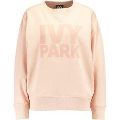 Bluzy rozpinane damskie: Ivy Park LOGO Bluza blush