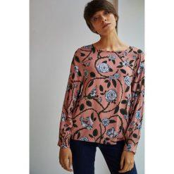 Medicine - Bluzka Halloween. Czarne bluzki z odkrytymi ramionami marki MEDICINE, l, z dzianiny. Za 69,90 zł.