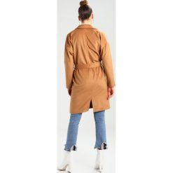 Płaszcze damskie pastelowe: Moves ALLY Płaszcz wełniany /Płaszcz klasyczny camel